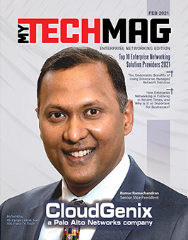 MYTECHMAG Enterprise Networking Edition FEB 2021